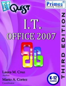 3rdEdition IT OFFICE 2007 FRONT
