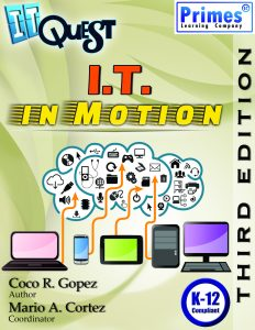 3rdEdition IT in Motion front cover