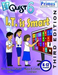 GRADE 6 3RD EDITION IT IS SMART
