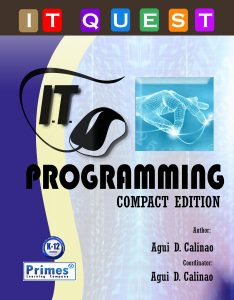 IT PROGRAMMING COMPACT EDITION 2