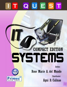 IT SYSTEM COMPACT EDITION WITH BACKGROUND